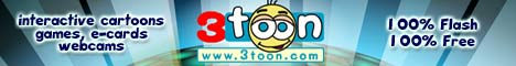 www.3toon.com - Interactive Entertainment!