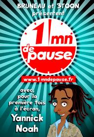 La Web-Série 1 minute de pause avec Yannick Noah
