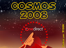 Onedirect - Cosmos 2008
