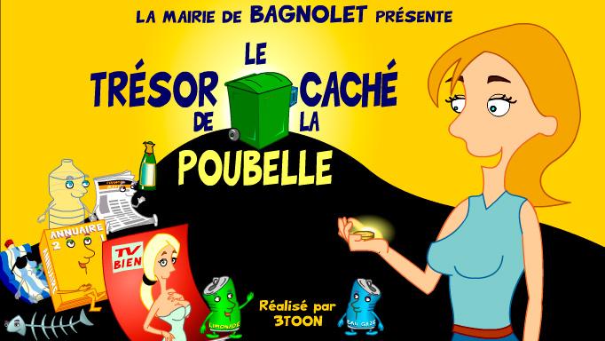 3toon film et dessin anim publicitaire ville de - Petite poubelle tri selectif ...