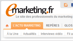 e-Marketing.fr - le site des professionnels du marketing
