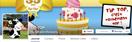 Page Facebook des glaces Tip Top