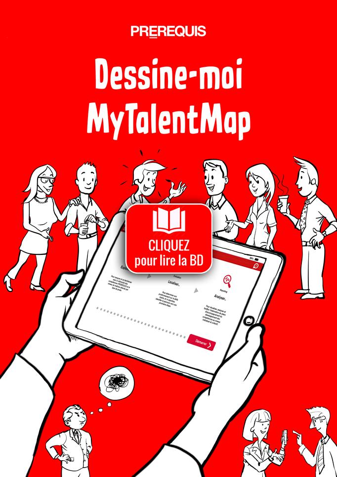 Prérequis - Appli MyTalentMap