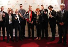Clap d'Or 2017 au Grand Rex