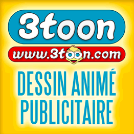 3TOON - cartoon advertising
