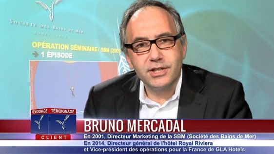 Témoignage Client – SBM Monaco par Bruno Mercadal