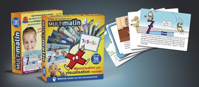 MultiMalin - le grand jeu de cartes
