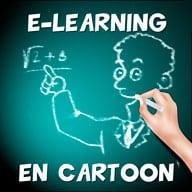 E-learning et formation en ligne sous forme d'animation