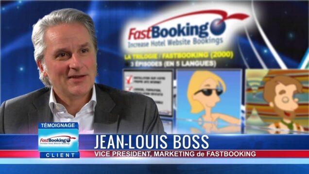 La saga FastBooking par Jean-Louis Boss