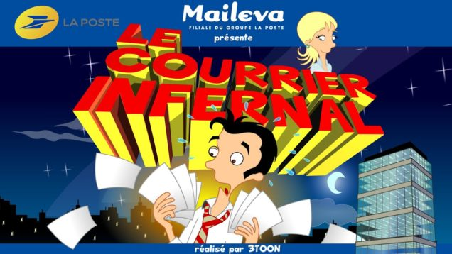 La saga La Poste – Maileva – Épisode 1 – Le courrier infernal