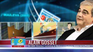 La saga Maileva / La Poste par Alain Gosset