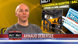 Les films SALTI par Arnaud Debersée