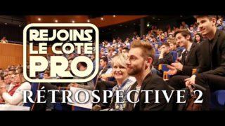 Rejoins le Côté Pro – Rétrospective 2
