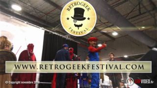 Salon Retrogeek festival