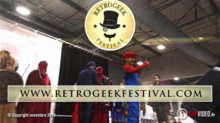 Salon Retrogeek festival
