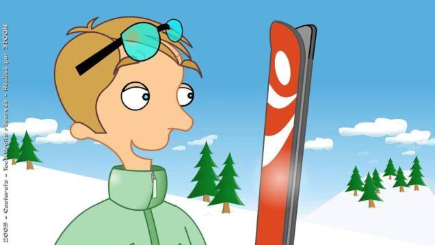 Station de ski de Cauterets – Fred et Alice téléportés !