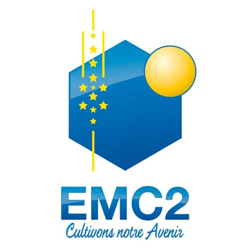 logo coopérative agricole EMC2