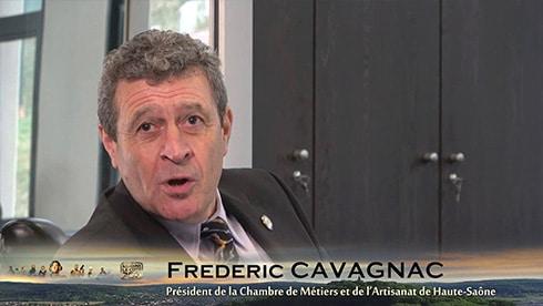 Frédéric Cavagnac vous invite au salon !