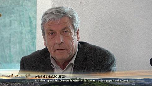 Michel Chamouton vous invite à Champagnole !