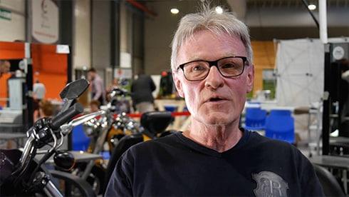 Patrick Blanchard, formateur en coiffure
